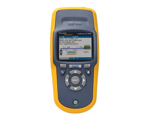 福禄克FLuke LRAT-2000-KIT|ACK-LRAT2000|LRAT-2000-FTK|WireView网络测试仪LinkRunner AT