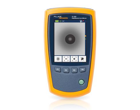 【福祿克】FLUKE FI500光纖顯微攝像機FiberInspector Micro