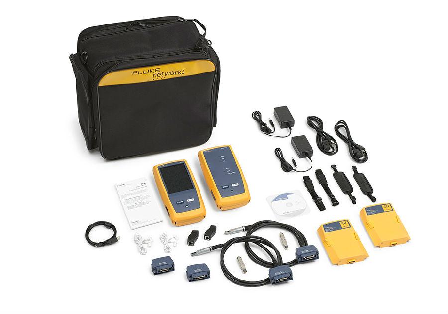 福禄克FLuke DSX2-5000线缆认证分析仪